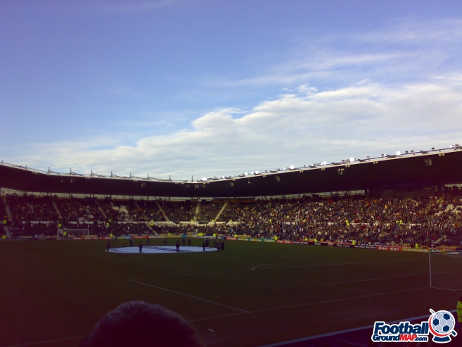 A photo of Pride Park uploaded by rplatts15