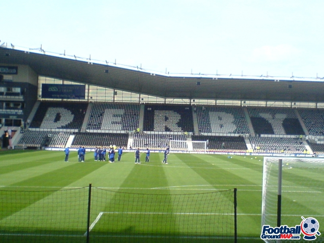 A photo of Pride Park uploaded by facebook-user-87142