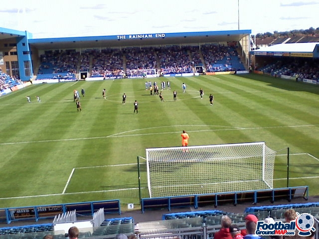 A photo of Priestfield uploaded by facebook-user-90348