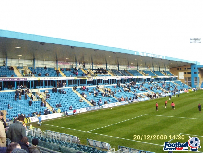 A photo of Priestfield uploaded by facebook-user-97239