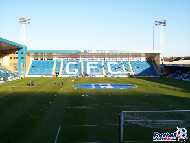 A photo of Priestfield uploaded by chunk9