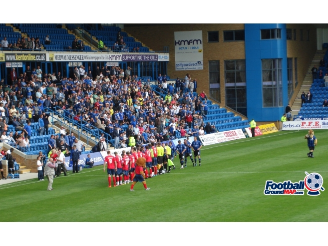 A photo of Priestfield uploaded by saintshrew