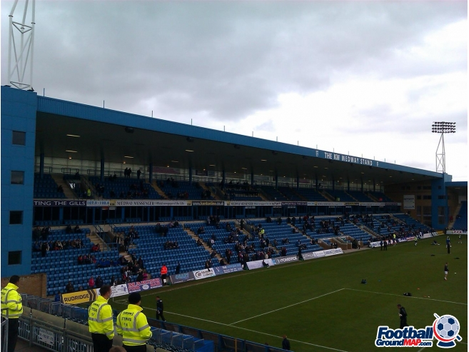 A photo of Priestfield uploaded by asanaguy