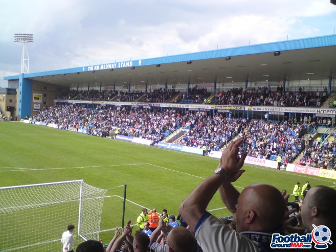A photo of Priestfield uploaded by biscuitman88