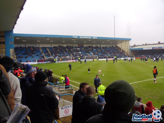 A photo of Priestfield uploaded by smithybridge-blue