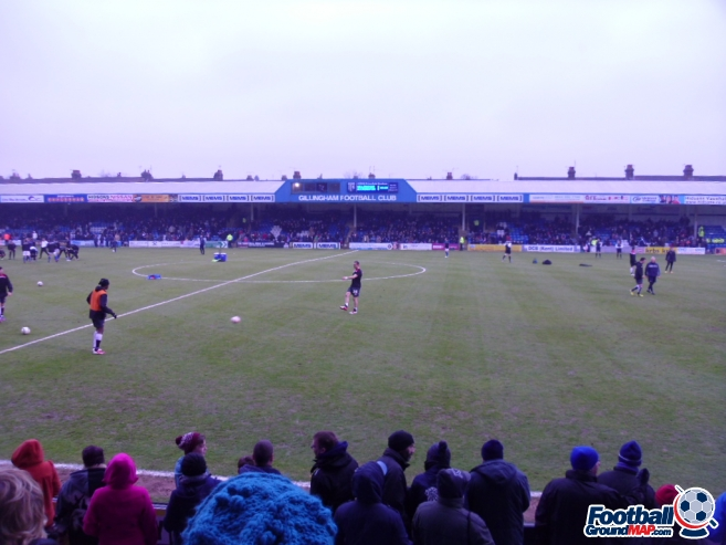 A photo of Priestfield uploaded by smithybridge-blue