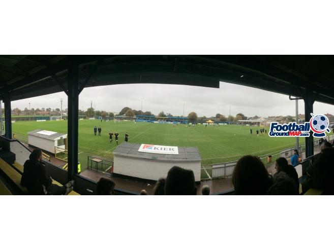 Privett Park (Aerial Direct Stadium)