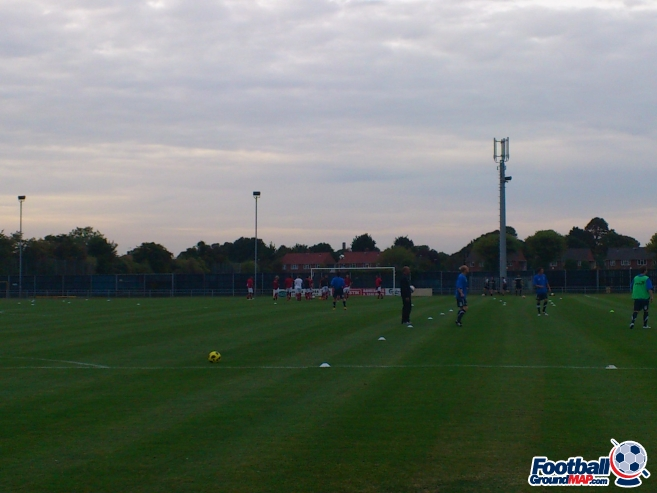 A photo of Privett Park (Aerial Direct Stadium) uploaded by facebook-user-46612