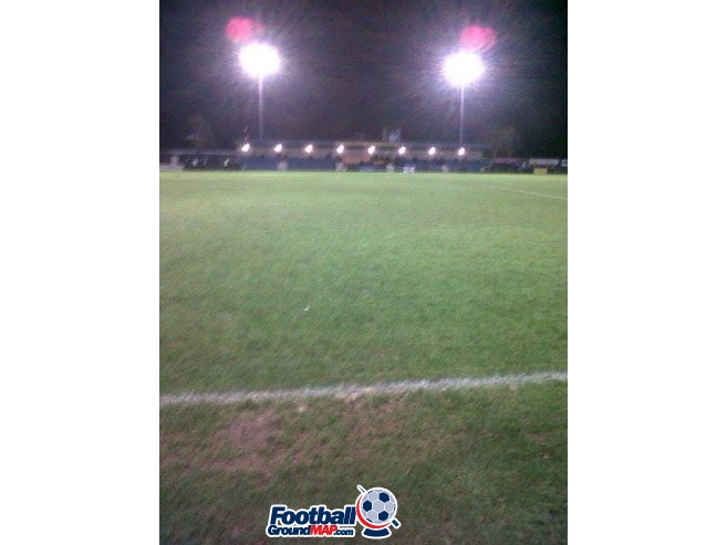 A photo of Privett Park (Aerial Direct Stadium) uploaded by ffc1999