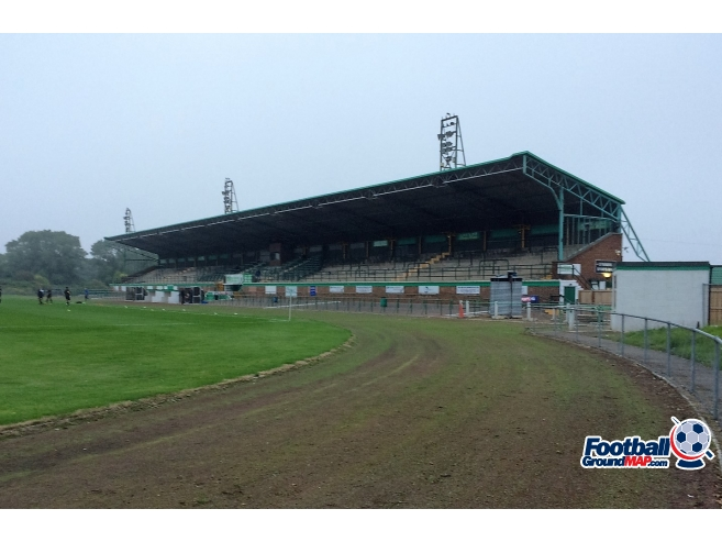 A photo of PTS Stadium uploaded by johnwickenden