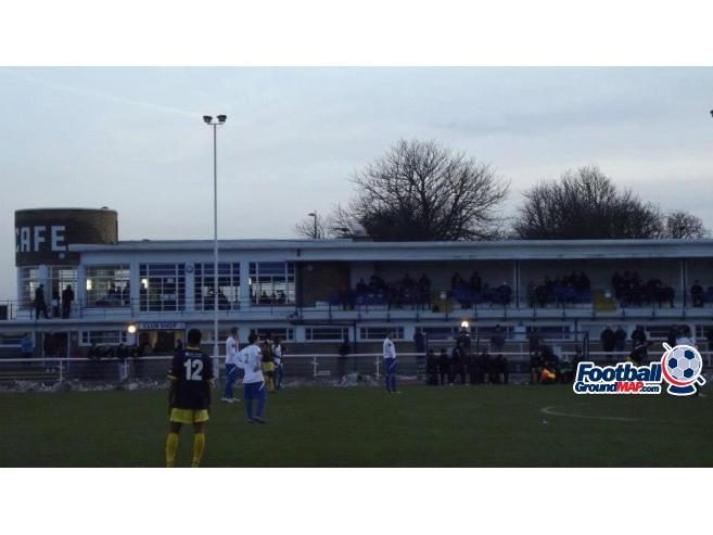 A photo of Queen Elizabeth II Stadium uploaded by davielaird
