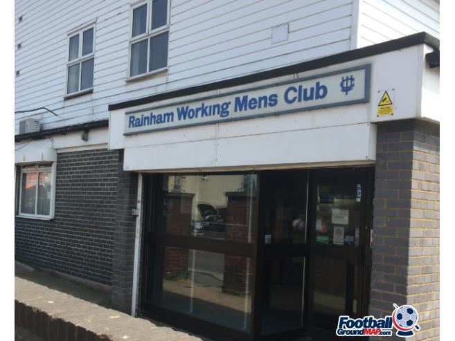 A photo of Rainham Working Mens Club Ground uploaded by millwallsteve