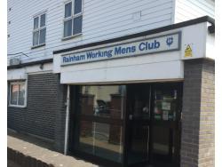 An image of Rainham Working Mens Club Ground uploaded by millwallsteve