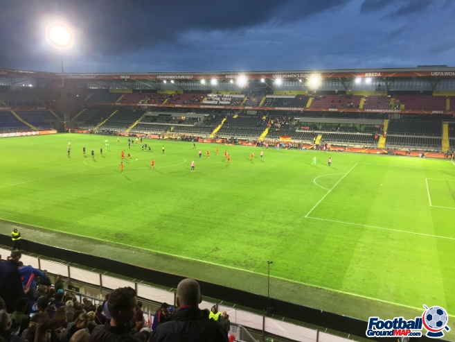 A photo of Rat Verlegh Stadion uploaded by andy-s