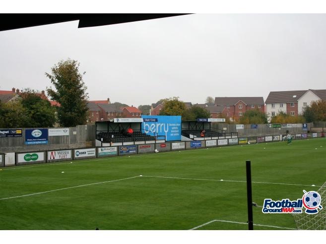 A photo of Raymond McEnhill Stadium uploaded by johnwickenden