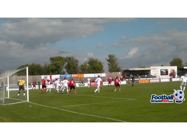 A photo of Raymond McEnhill Stadium uploaded by oldboy