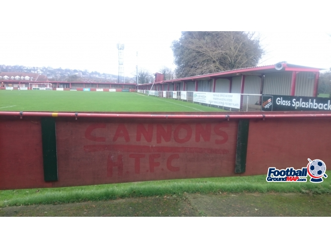 A photo of Reachfields Stadium uploaded by biscuitman88
