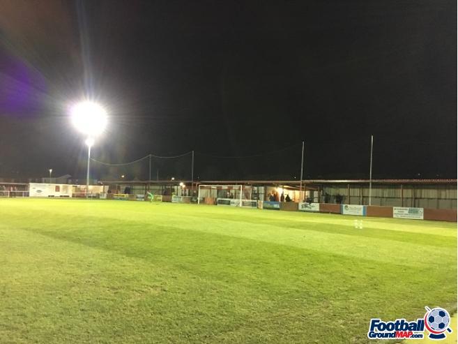 A photo of Reachfields Stadium uploaded by bryanroberts