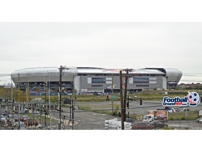 A photo of Red Bull Arena uploaded by garstonian