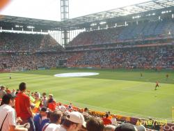 An image of RheinEnergie Stadion uploaded by garycraggs