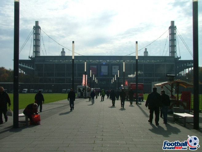 A photo of RheinEnergie Stadion uploaded by bayleypar