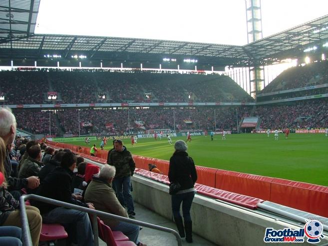 A photo of RheinEnergie Stadion uploaded by bayleypar