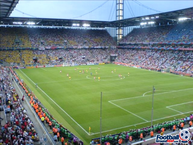 A photo of RheinEnergie Stadion uploaded by simon