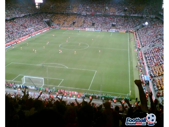A photo of RheinEnergie Stadion uploaded by simon