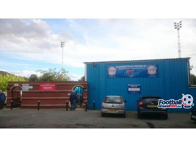 A photo of Riverside Ground uploaded by biscuitman88