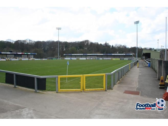 A photo of Riverside Stadium uploaded by johnwickenden