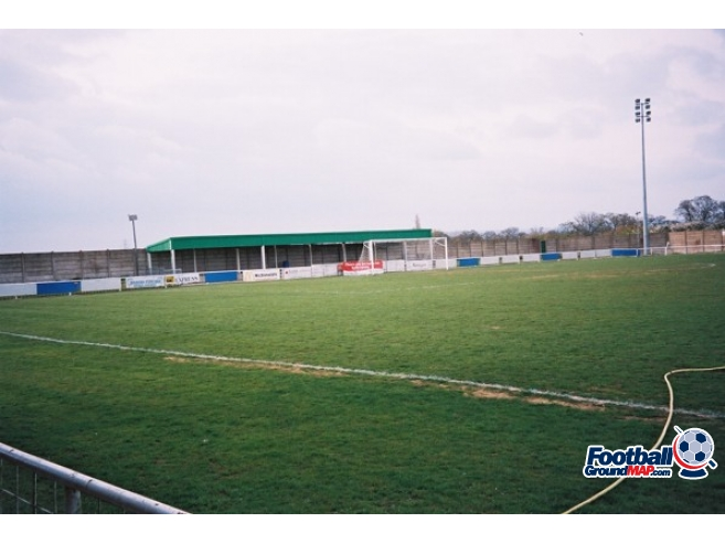 A photo of Robert Parker Stadium uploaded by feethams
