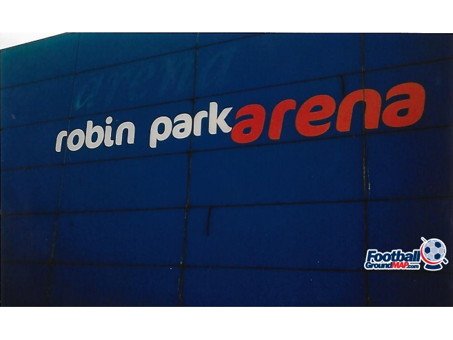 A photo of Robin Park Arena uploaded by rampage