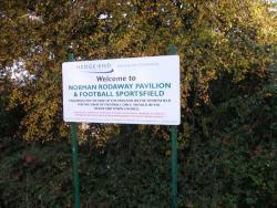 An image of Rodaway Sports Field uploaded by footballpompeyandy