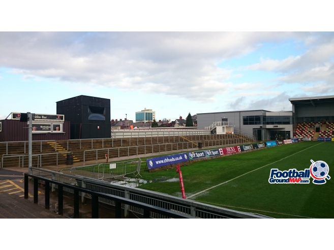 A photo of Rodney Parade uploaded by biscuitman88
