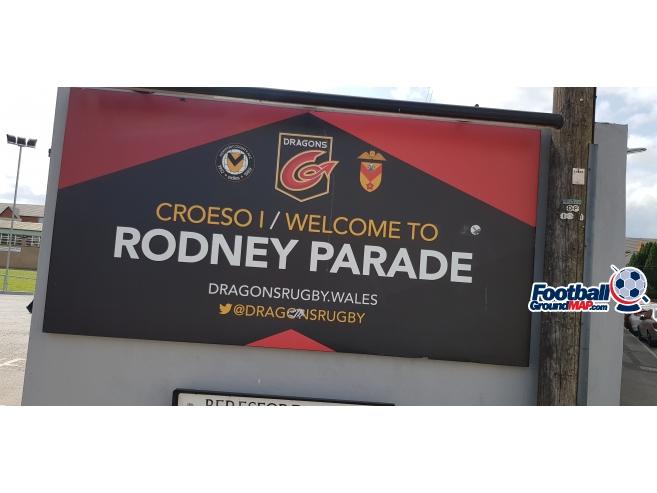A photo of Rodney Parade uploaded by harrysheroes