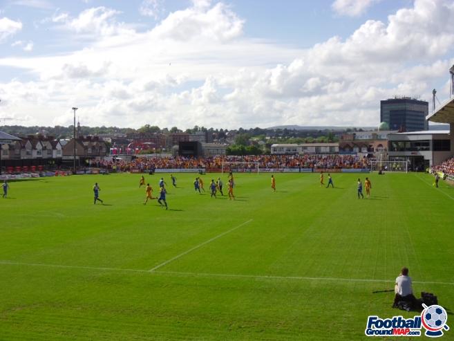 A photo of Rodney Parade uploaded by smithybridge-blue