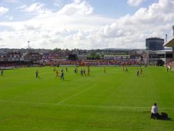 An image of Rodney Parade uploaded by smithybridge-blue