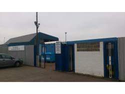 An image of Ron Greig Stadium uploaded by biscuitman88