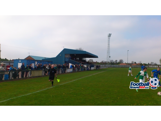 A photo of Ron Greig Stadium uploaded by biscuitman88