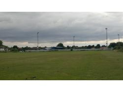 An image of Ron Greig Stadium uploaded by phibar