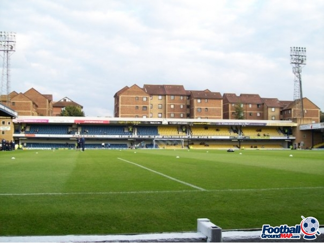 A photo of Roots Hall uploaded by chunk9
