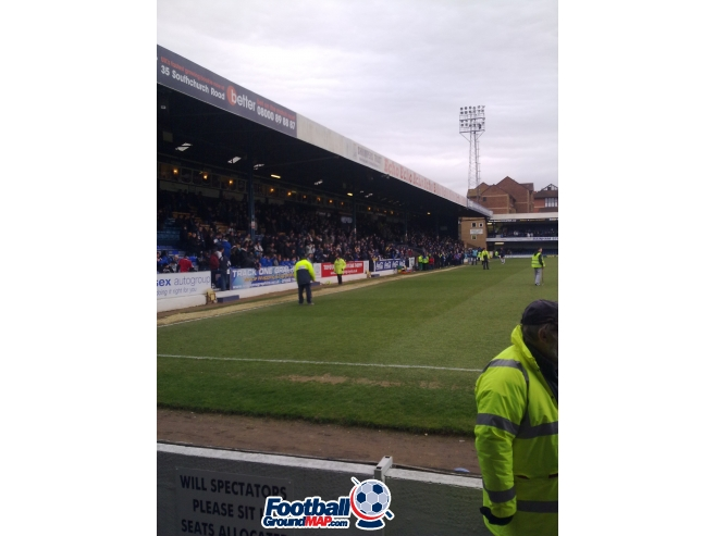A photo of Roots Hall uploaded by planty37