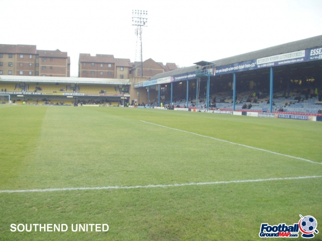 A photo of Roots Hall uploaded by facebook-user-97239
