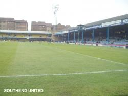 An image of Roots Hall uploaded by facebook-user-97239