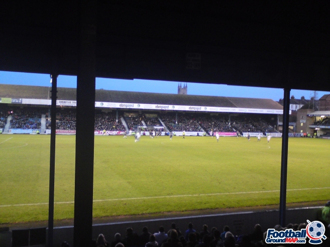 A photo of Roots Hall uploaded by biscuitman88