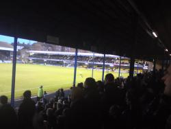 An image of Roots Hall uploaded by biscuitman88