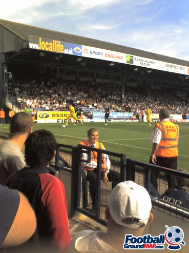 A photo of Roots Hall uploaded by facebook-user-88446