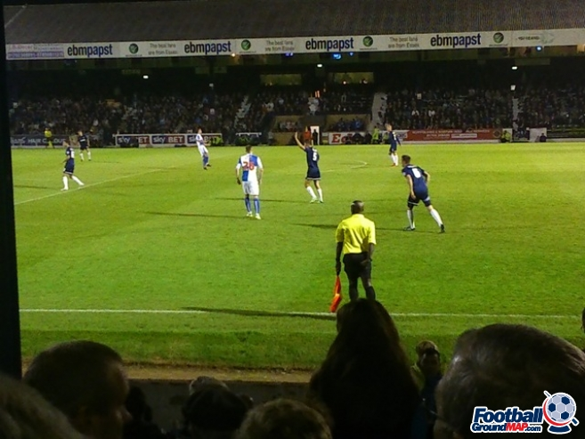 A photo of Roots Hall uploaded by oldboy