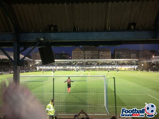 A photo of Roots Hall uploaded by facebook-user-54167