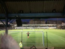 An image of Roots Hall uploaded by facebook-user-54167